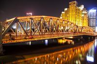 Shanghai, China, Asia, The Bund, Garden Bridge, 11010049964| 写真素材・ストックフォト・画像・イラスト素材|アマナイメージズ