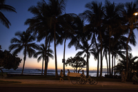 Hawaii, USA, Oceania, Oahu, Waikiki, 11010050054| 写真素材・ストックフォト・画像・イラスト素材|アマナイメージズ
