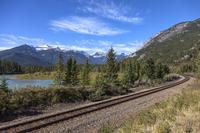 Canada, North America, Rocky Mountains, Banff National Park, National Park,