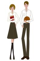 Student, Schoolboy, Schoolgirl,