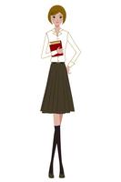 Student, Schoolgirl,