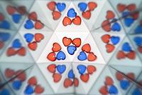 Kaleidoscope, Abstract, 11010050263| 写真素材・ストックフォト・画像・イラスト素材|アマナイメージズ