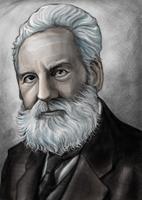 Alexander Graham Bell, Fine Art Portrait,