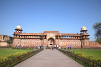 Agra Fort,  Agra,  India,  Asia,
