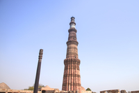 Qutub Minar and its Monuments, Deli, India, Asia,