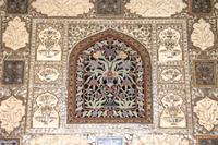 Amber Fort, Jaipur, India, Asia,