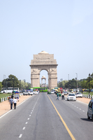 India Gate, Deli, India, Asia,