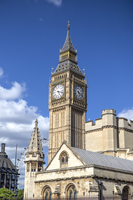 Big Ben, Palace of Westminster, City of London, British, Europe,