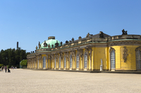 Sanssouci, Potsdam, Germany, Europe,