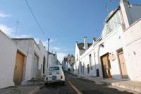 アルベロベロの街並み