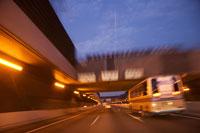 サンセットドライブ・車窓風景イメージ