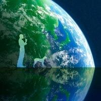 地球と考える人