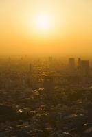 渋谷と六本木通りビル群