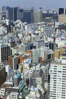 新橋都市風景