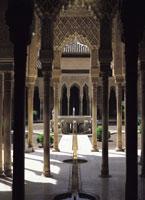 アルハンブラ宮殿の噴水 スペイン 11012008964| 写真素材・ストックフォト・画像・イラスト素材|アマナイメージズ