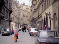 旧市街 11012011310| 写真素材・ストックフォト・画像・イラスト素材|アマナイメージズ