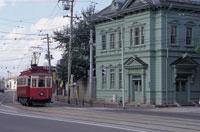 路面電車 11012011451| 写真素材・ストックフォト・画像・イラスト素材|アマナイメージズ
