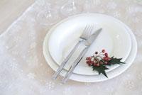 テーブルセッティング 11012012002| 写真素材・ストックフォト・画像・イラスト素材|アマナイメージズ