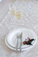 テーブルセッティング 11012012003| 写真素材・ストックフォト・画像・イラスト素材|アマナイメージズ