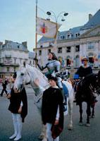 ジャンヌダルク祭