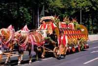 聖キリアニ・ワイン祭