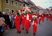 エルツァッハのカーニバル