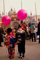 ベネチアのカーニバル