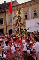 民族衣装祭