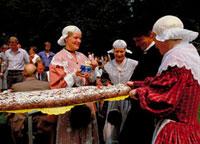 農民の結婚式