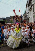 コペンハーゲンの祭り