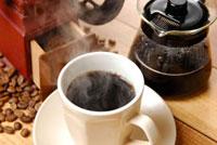 コーヒーとコーヒーミル