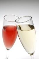 白ワインとロゼワイン