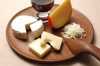 チーズと赤ワイン