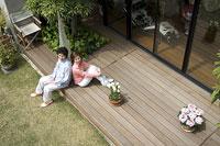 夫婦 11014009047| 写真素材・ストックフォト・画像・イラスト素材|アマナイメージズ