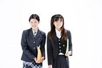 女子中学生たち 11014009496| 写真素材・ストックフォト・画像・イラスト素材|アマナイメージズ
