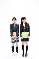 女子中学生たち 11014009497| 写真素材・ストックフォト・画像・イラスト素材|アマナイメージズ