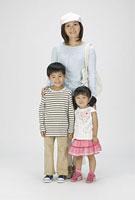 母親と子どもたち