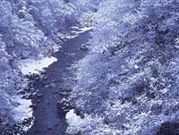 雪景色 11014023178| 写真素材・ストックフォト・画像・イラスト素材|アマナイメージズ