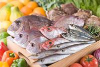 生鮮食品集合イメージ