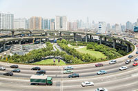 Highway in shanghai