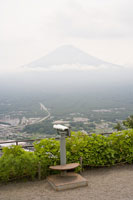 View to mount fuji