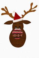Reindeer 11015199610| 写真素材・ストックフォト・画像・イラスト素材|アマナイメージズ