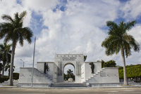 Entrance to Colon Cemetery, Havana, Cuba