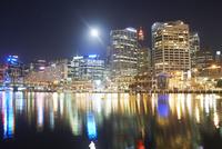 Sydney at night, Australia 11015242111| 写真素材・ストックフォト・画像・イラスト素材|アマナイメージズ