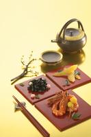 Modern Asian food 11015259055| 写真素材・ストックフォト・画像・イラスト素材|アマナイメージズ