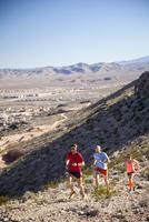 Runners, Las Vegas, Nevada, USA