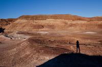 Desert area near Green River, Utah, USA