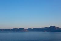 Ocean at dawn, Turkey