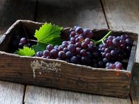 Fresh organic fruit, strawberry grapes 11015294489| 写真素材・ストックフォト・画像・イラスト素材|アマナイメージズ