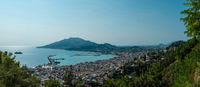 View of Zante Town from Bochali, Zante, Greece